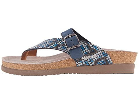 Free Shipping Big Sale Footaction For Sale Mephisto Helen Mix Blue Reptilia/Navy Nubuck Many Kinds Of Cheap Price Visa Payment Cheap Online Low Cost bH276MQ7Ve