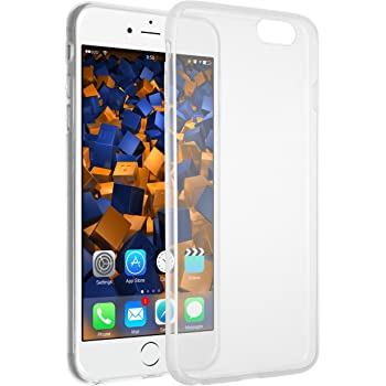 mumbi Hülle kompatibel mit iPhone 6 / 6S Handy Case Handyhülle dünn, transparent