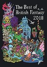 Best of British Fantasy 2018