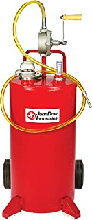 John Dow Industries FC-25GC-A 25-Gallon Steel Gas Caddy (UL Listed), 1 Pack
