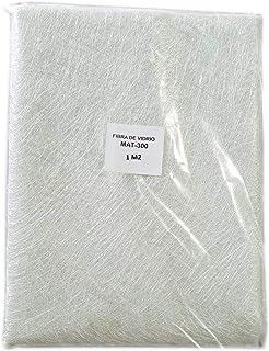 comprar comparacion Fibra de Vidrio MAT-300 (densidad 300gr/m2) 1m2 para reparaciones