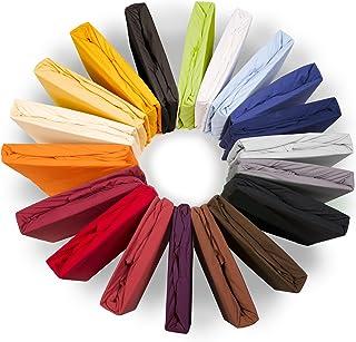 aqua-textil Royal Drap-Housse, lit sommier tapissier, Lits à Eau, Coton, élasthanne XL 200x220-220x240 cm Blanc Neige