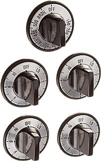 ERP KN002 Electric Range Burner Knob Kit