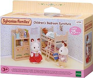 Sylvanian Families - 4254 - Muebles Habitación Niños
