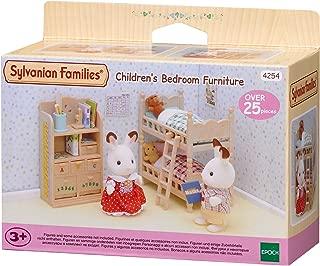 Sylvanian Families- Children's Bedroom Furniture Mini muñecas y Accesorios, Multicolor (Epoch para Imaginar 4254)