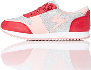 Marca Amazon - RED WAGON Zapatillas con Brillantina para Niñas