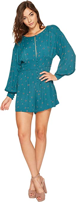 Love Grows Romper