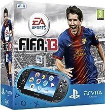 PlayStation Vita - Console [Wi-Fi] con FIFA 13 (via PSN) e Memory Card 4 GB [Edizione: Regno Unito]
