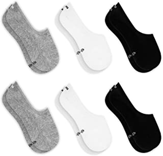 Calcetines invisibles mujer, 3 pares