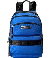 Calvin Klein CKP Distressed Backpack