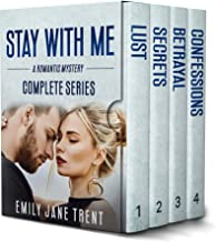 Stay With Me: A Romantic Mystery: Complete Series