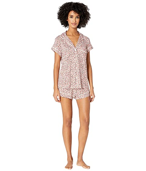 Eberjey Sleep Chic - The Short Boxed Pajama Set