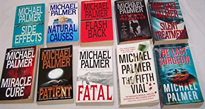 Medical Thriller Set of 10: Side Effects, Natural Causes, Flash Back, Extreme Measures, Silent Treatment, Miracle Cure, Patient, Fatal, Fifth Vial, Last Surgeon