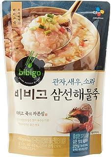 CJ Bibigo Seafood Porridge, 450 g