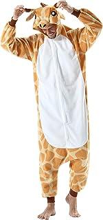 Ummo Donna Kigurumi Pigiama Anime Cosplay Halloween Costume Attrezzatura Adulto Animale Onesie Unisex per Altezze da 140 a...
