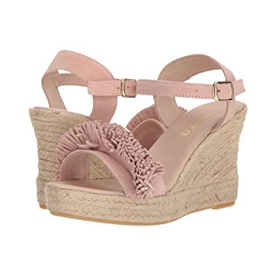 Sesto Meucci 8476-A (Mid Pink Suede (Dusty Pink)) Women