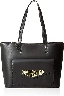Love Moschino Pu, Borsa Tote Donna, 26x13x36 cm (W x H x L)