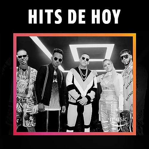 Hits de hoy de Víctor Cárdenas, Alessia Cara, David Guetta ...