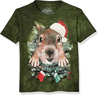 The Mountain Kids' Big Xmas Tree Squirrel