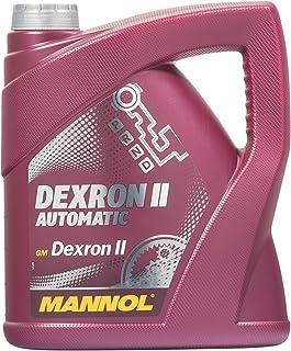 MANNOL Dexron II Automatic, 4l