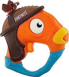 Nerf Super Soaker Fortnite Fishstick Water Blaster -- Fortnite Fishstick Character Design -- Easy-To-Carry Micro Size -- F...