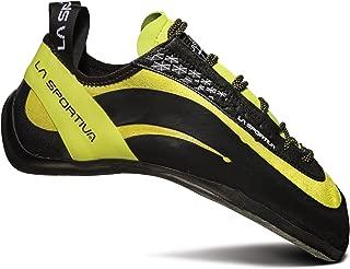 La Sportiva Men's Miura Climbing Shoe, Lime, 43 D EU