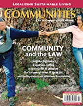 Communities Magazine #168 (Fall 2015) – Community and the Law