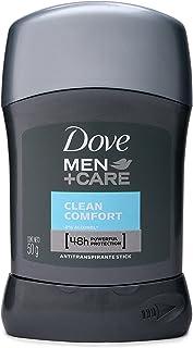 Antitranspirante Dove Men+Care Cuidado Total en barra 50 g