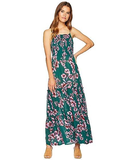 Garden Party Maxi Dress, Turquoise