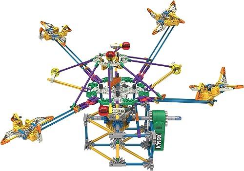 Knex - 33120s - Jeu De Construction - Looping Supersonique
