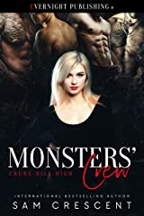 Monsters' Crew (Crude Hill High Book 1) (English Edition) Format Kindle