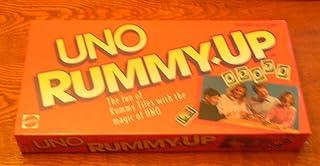 Mattel Uno Rummy-Up