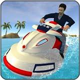 Jet Ski Racing Water Boat Surfing Game