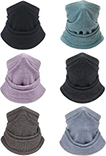 WlQshop Sciarpe,Collo Scaldacollo Lucky Cat Neck Warmer Scarf Gaiter Face Mask Bandanas for Dust Cold Weather Winter Outdoors Festivals Sports for Men And Women