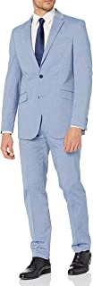 Kenneth Cole Unlisted Men's Stretch Chambray Suit