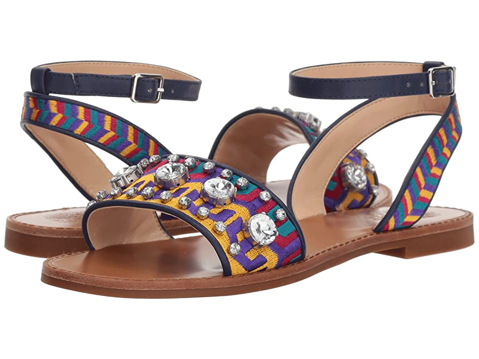 Vince Camuto Akitta (Mustard Multi) Women's Shoes, Orange