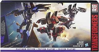 Transformers Platinum Edition G1 Reissue Conehead Seeker Ramjet Thrust Dirge Set