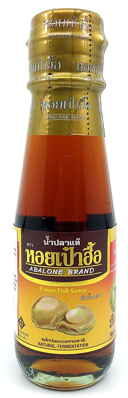 Abalone Brand Super sale Hoi Pao Hae Premium fo Delicious Year-end gift Sauce Thai Fish