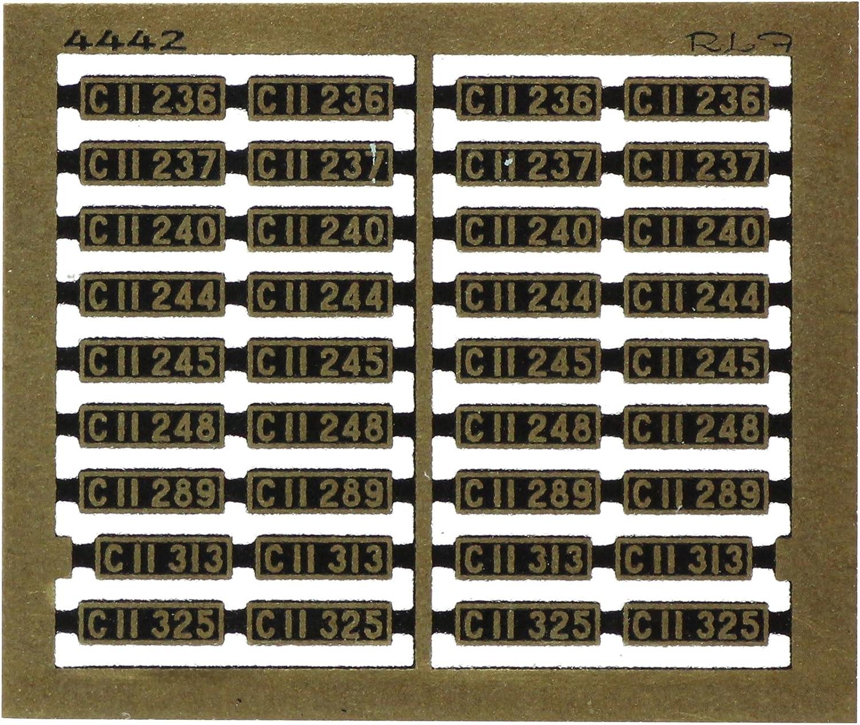 Revolution Factory N gauge C11 number 3 Tohoku 2 RLF4442