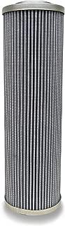 Schroeder 9VZ10 Hydraulic Filter Cartridge for RLT, Z-Media, Micro-Glass, Removes Rust, Metallic Debris, Fibers, Dirt; 9.5