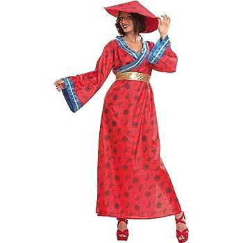 My Other Me - Disfraz de China para adultos, talla XXL (Viving ...