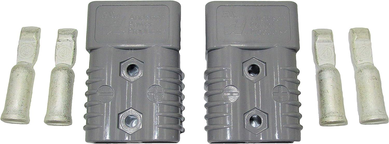 Battery Plug Connector Blue Anderson SB 175//REMA SR 175 a 35mm²