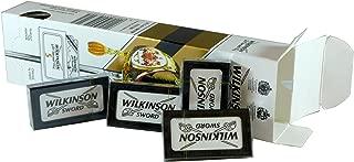 Wilkinson Sword Classic Double Edge (DE) Razorblades - 100 Blades
