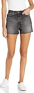 Women's Mikkel High-Rise Denim Short