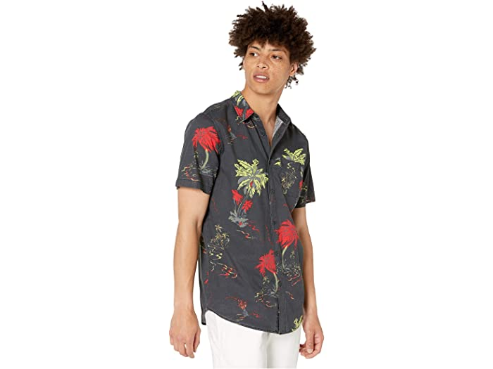 Globe Stranded Short Sleeve Shirt - Men Clothing