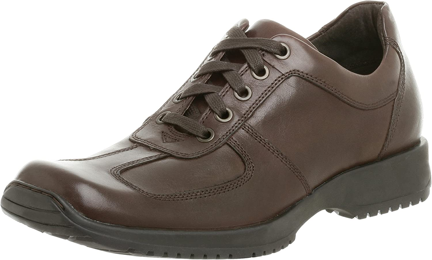 Kenneth Cole Reaction Men's Getting Hot Oxford,Brown,10.5 M