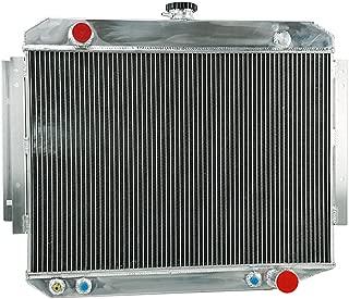 4 RUNNER SR5 2.4L L4 MANUAL PRIMECOOLING 38MM 2 ROW ALUMINUM RADIATOR FOR 1984-1995 TOYOTA PICKUP