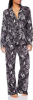 Schiesser Pyjama lang dames Pyjamaset