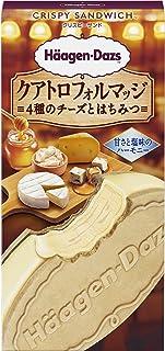 [冷凍] ハーゲンダッツ クリスピーサンド クアトロフォルマッジ ~4種のチーズとはちみつ~ 60ml
