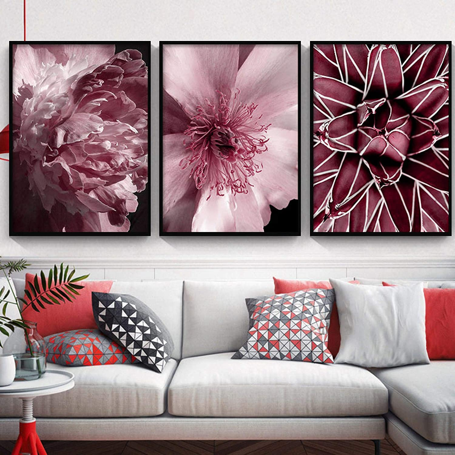Sunsightly Print Max Houston Mall 49% OFF on Canvas Nordic Posters and Big Prints Pink Pe